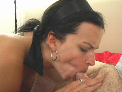 Hot pornstar baily sucking on a tiny dick
