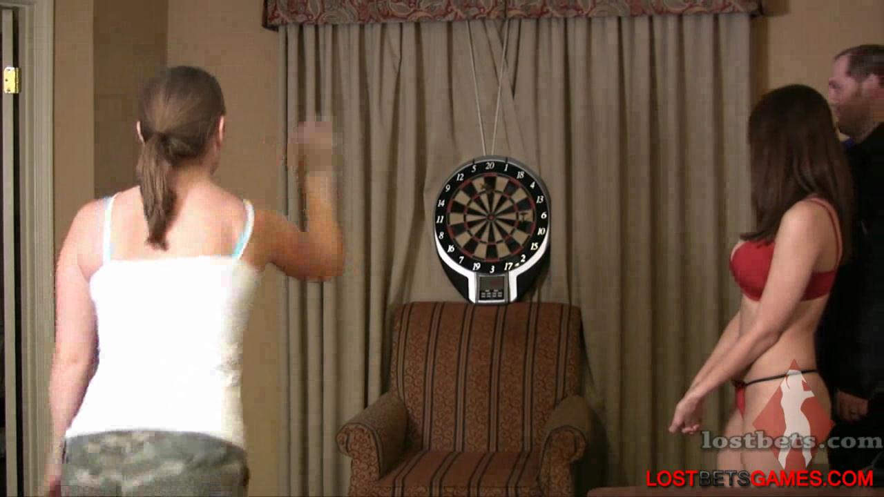 4 Amateur Movies - Two Games With Paris and Ashley (HD)