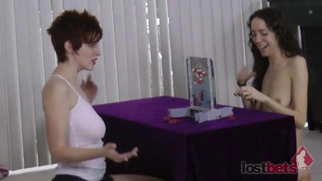 4 Amateur Movies - Battlestrip with Lily and RyAnne