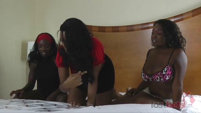 1 Amateur Movies - Strip Memory with Amani, Tiana, and Alicia